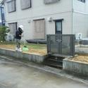 富山市C様邸/立木伐採・処分 面積30㎡